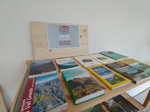 La nostra ampia scelta di libri sulla Val Grande